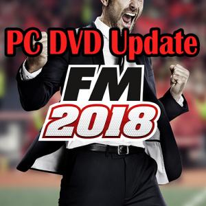 FM 2018 DVD update