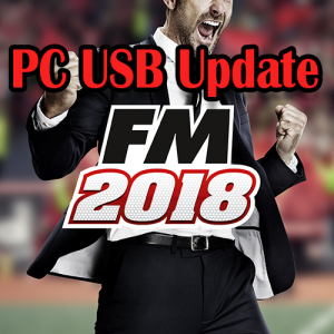 FM 2018 USB Update PC