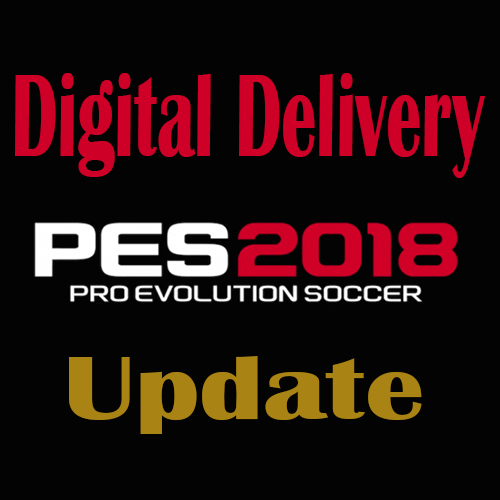 PES 2018 PS4 Digital Download