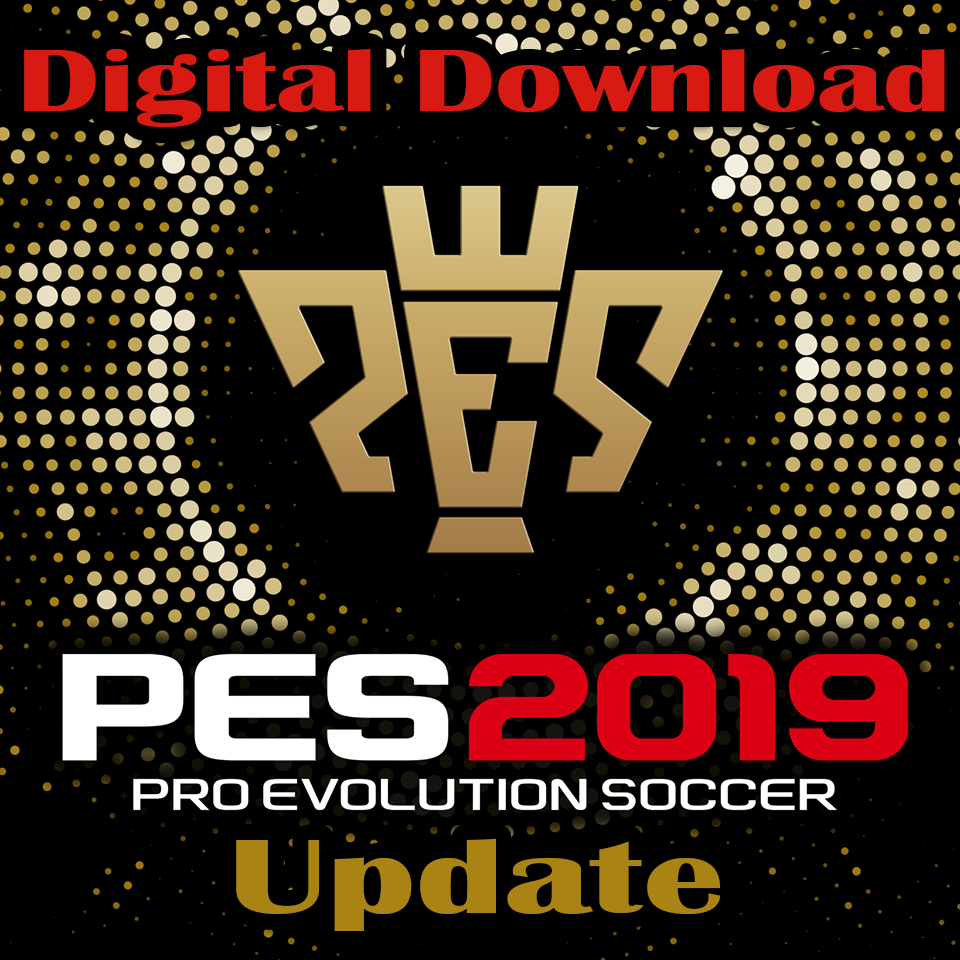 PES 2019 PS4 Digital Download Ready now