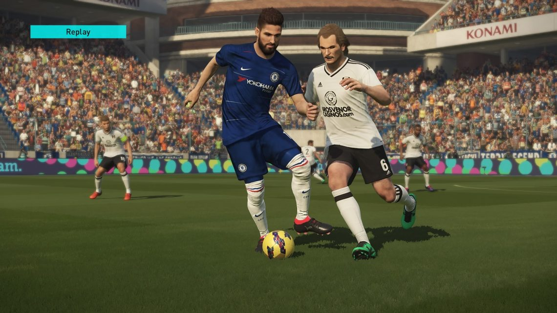 PES 2018 Update 2018 / 2019 kits BETA