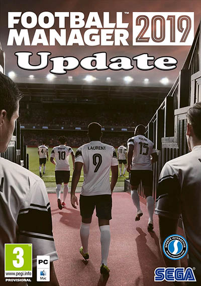 Football Manager 2019 Update Pre Order