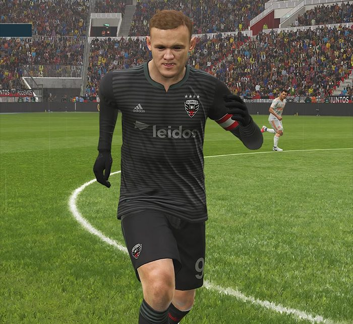 PES 2019 – Version 3 – MLS