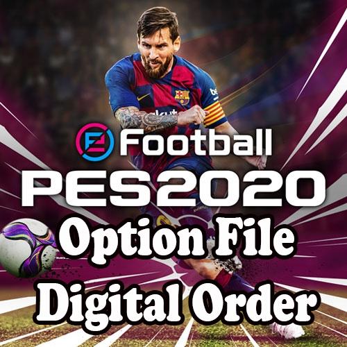 PES 2020 PS4 Digital Download