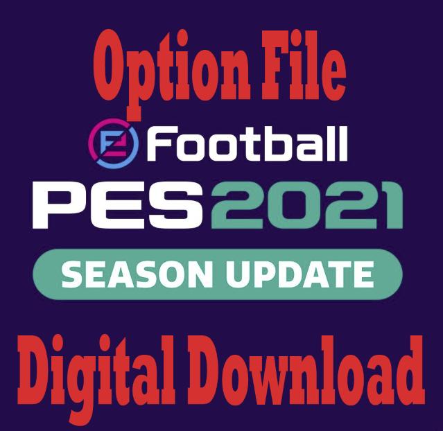 PES 2021 PS4 Digital Download