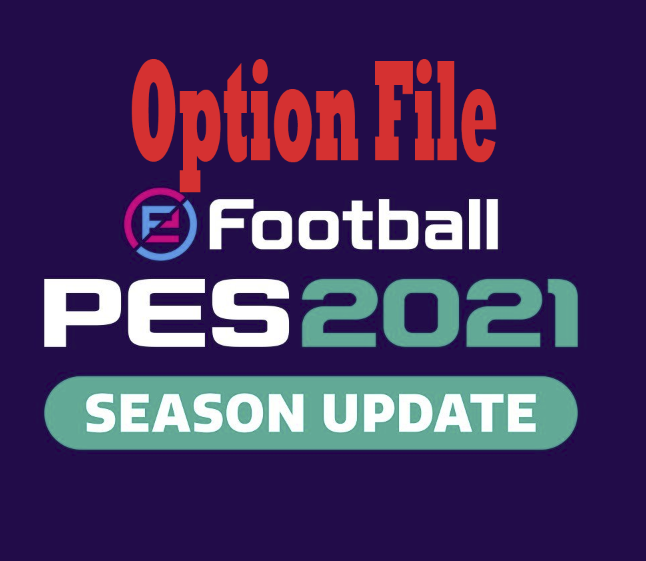 PES 2021 Option file Available now